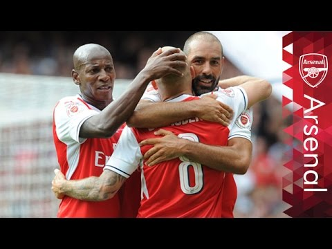 Arsenal Legends and
