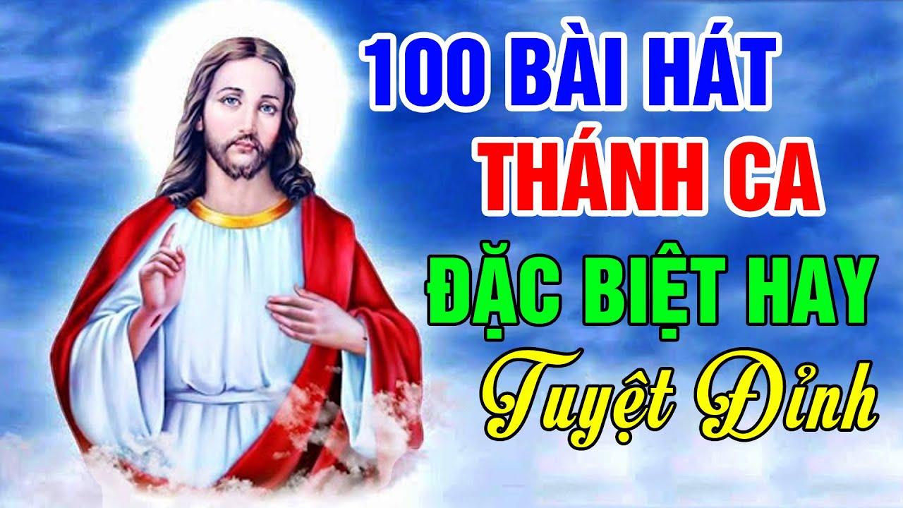 Chúa Trong Đời Con - 100 Bài Thánh Ca ĐẶC BIỆT HAY NHẤT 2020 | Nhạc Thánh Ca Tuyệt Đỉnh