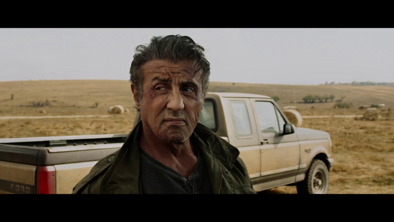 Rambo: Last Blood - Teaser Trailer ITALIANO