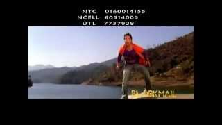 Nepali Movie BlackMail Song 2012