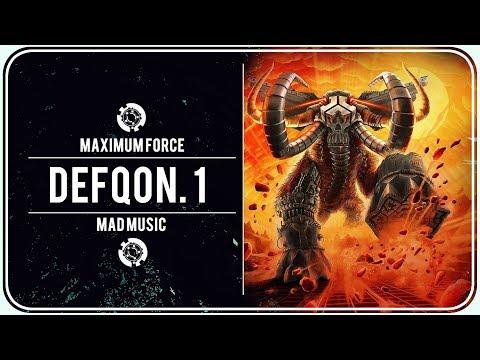 4 HOURS DEFQON. 1 FESTIVAL Warm-Up Mix ➤ Maximum Force