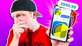 BUYING THE WORLD'S MOST EXPENSIVE APPS...