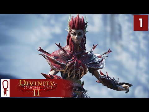 Divinity Original Sin 2 Gameplay Part 1 - Fire Bros - Lets Play [Coop Multiplayer]