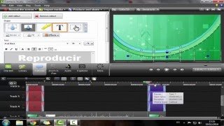 Hacer un VIDEO con Menu - Camtasia Studio 8(CREAR UN VIDEO CON UN