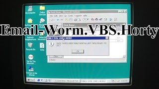 Email-Worm.VBS.Horty