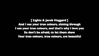 True Colours (Lyrics) by Artists Against Bullying