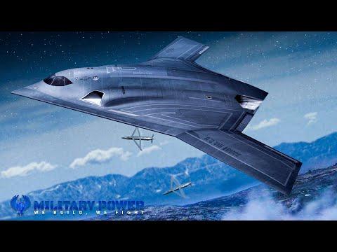 威慑中共!美军拟在太平洋部署最新B-21隐形轰炸机(图)