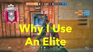 Why I Use An Elite Controller - R6 Console Ranked Highlights