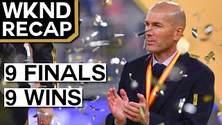 Zidane UNDEFEATED in Finals & Liverpool's Record Breaking Point Tally! - Weekend Recap #21