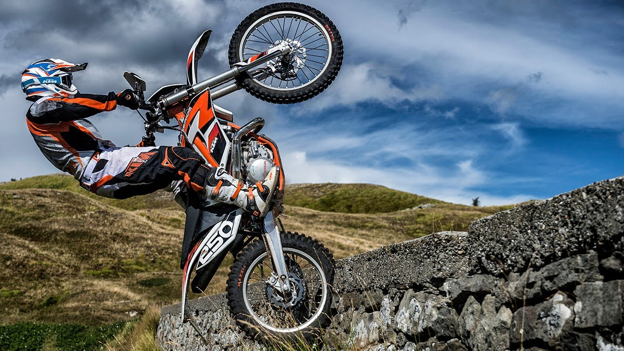 first-test | ktm freeride 250r & freeride 350 | offroad-action +