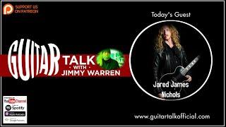 Jared James Nichols on Guitar Talk with Jimmy Warren