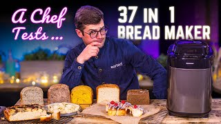 A Chef Tests a 37-In-1 Bread Maker  SORTEDfood
