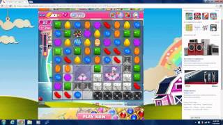Candy Crush Saga Level 505 No boosters