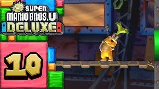 New Super Mario Bros. U Deluxe ITA [Parte 10 - Iggy]