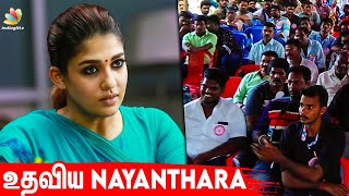 Nayanthara Massive Contributions for FEFSI | Vignesh Shivan, Netrikan, Lockdown - 04-04-2020 Tamil Cinema News