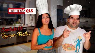 Recetas QLS - Ramen Flaite (feat. Antonia Cristal)