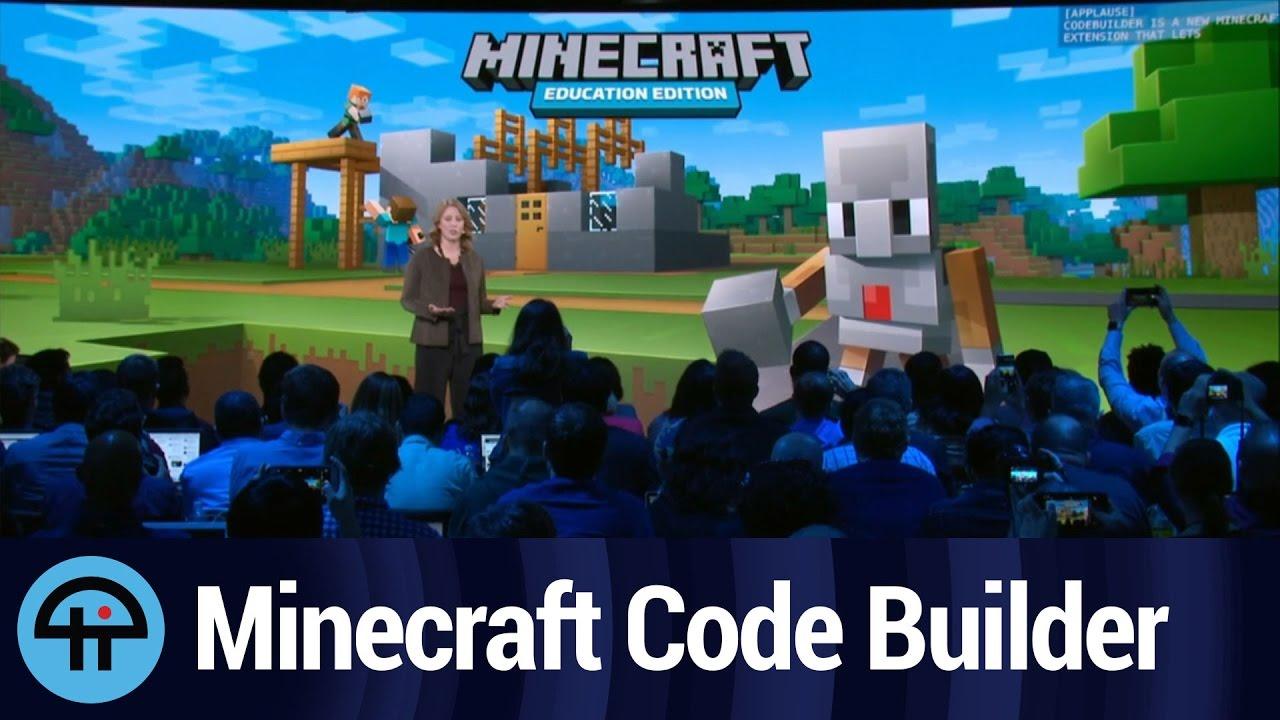 Code Builder For Minecraft