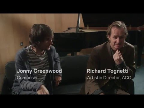Interview with Jonny Greenwood & Richard Tognetti