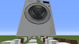 세탁기 끝날 때 음악 - 노트블럭 버전