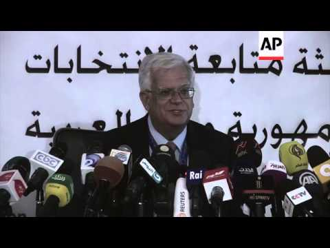 EU electoral chief ready to observe Egyptian elections despite delays