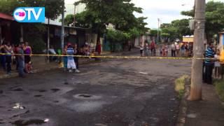 Un muerto en voraz incendio en el Barrio Santa Rosa
