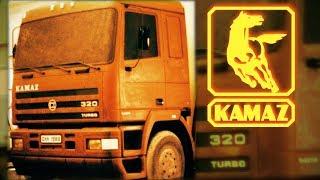 История создания КамАЗом собственной кабины Новая кабина КАМАЗ 1988 года [ АВТО СССР ]