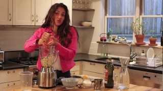 How To Make Cashew Crème Fraîche