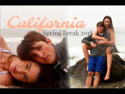 Spring Break 2018 / California