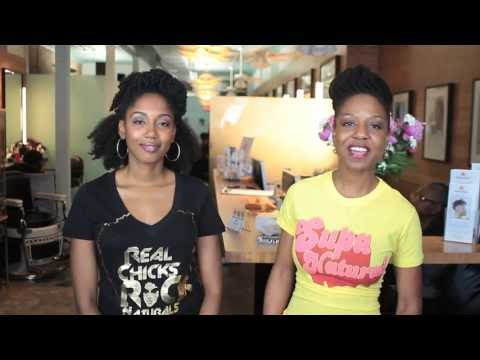 Make Me A Naturalista Episode 3: Irene Discovers Something Interesting About Her Hair