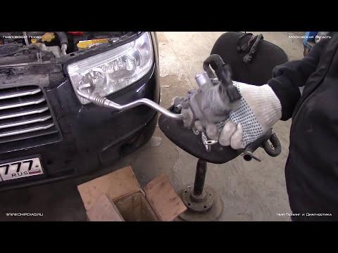 Subaru EJ20 ЧипТюнинг Катализатор ЕГР