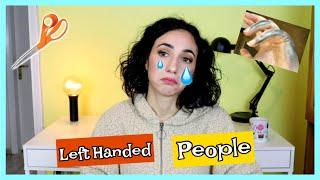 Πώς είναι να είσαι αριστερόχειρας (sad)    Dodo