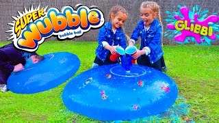 WUBBLE DE GELATINA & SHOPKINS