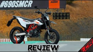2019 KTM 690 Launch | New SMCR Reviewed!