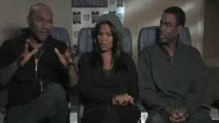 Chris Rock interview with Moving Pictures about the documentray