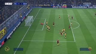 Gol  Zinchenko #FIFA19 #ASROMA #PS4share #PS4 #FIFA