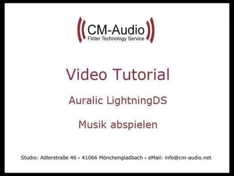 Lightning DS Musik abspielen