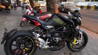 MV Agusta Brutale 1000 Serie Oro Sound,, State of the Art - Beast in Hungary