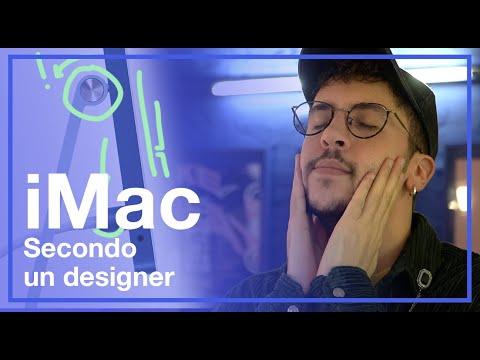 I nuovi iMac secondo un designer