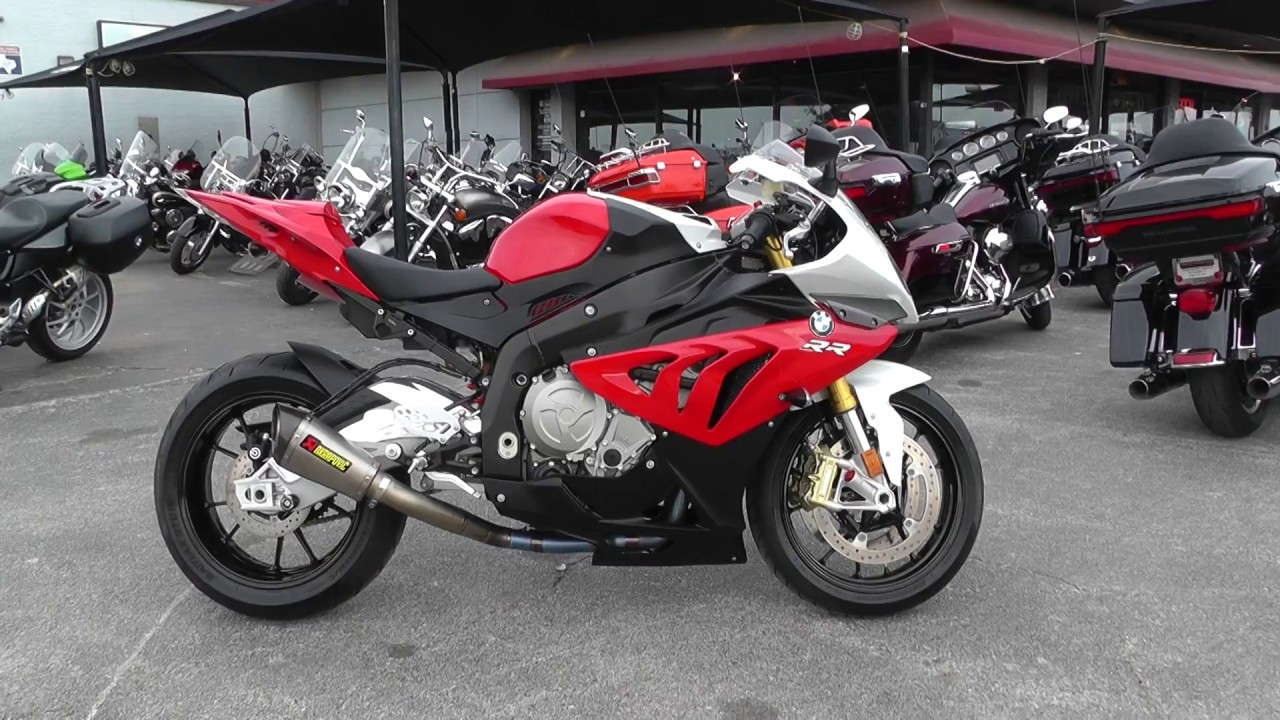 Bmw S1000rr For Sale >> L18601 - 2013 BMW S1000RR - Used motorcycle for sale - YouTube