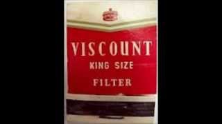 Viscount Cigarettes - 1970 Australian Radio Commercial featuring THE HAWKING BROTHERS