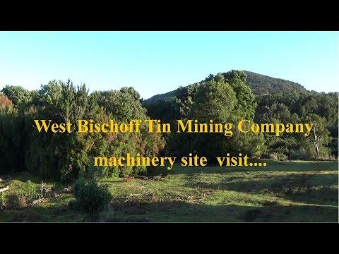 Historic Mine Site Visit Near Waratah Tasmania