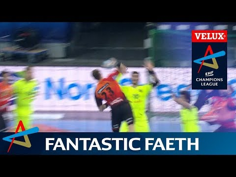 Fantastic Faeth on fire | Round 1 | VELUX EHF Champions League 2017/18