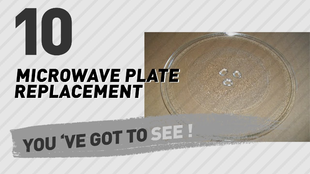 Microwave Plate Replacement New Por 2017