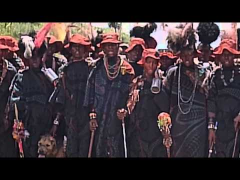 Rare Video of Basotho Men's Initiation Group Performing a Traditional Chant/Song