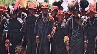 Rare Video of Basotho Men