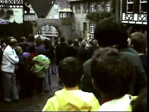 Stadtfest 1977   Kurt Kernberger