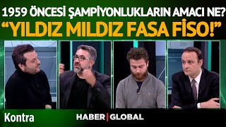 Fenerbahçe 1959 Öncesi Şampiyonlukları Neden İstiyor?   Kontra