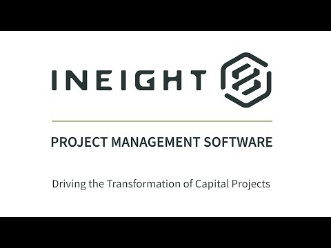 InEight: Project Management Software