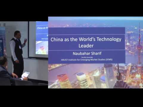 Naubahar Sharif: China as the World's Technology Leader