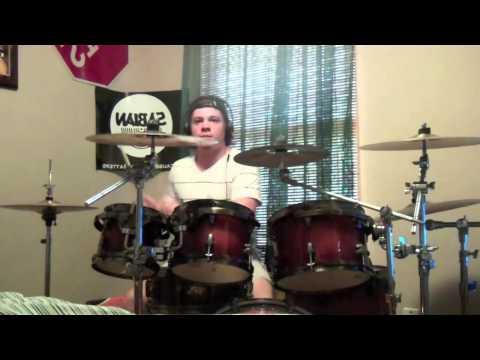 NFL Fox Sunday Football Theme Drum Cover-Brandon Hughes